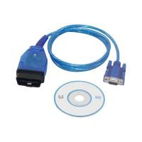Cheap KKL VAG COM 409.1 For VW / AUDI VAG Diagnostic Tool , VAG COM USB Cable wholesale