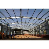 Cheap Workshop Warehouse Prefabricated Steel Buildings Structure Design GB Standard wholesale