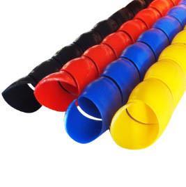 Cheap PP PA PE Spiral Wrap wholesale
