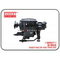 Cheap Transmission Side Power Take Off Assembly For ISUZU CYZ CXZ MAP 1-38000317-1 8-98185658-0 1380003171 8981856580 wholesale