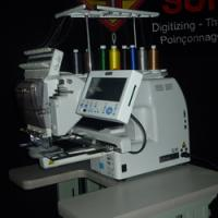 Cheap Floss-Planting embroidery machine wholesale