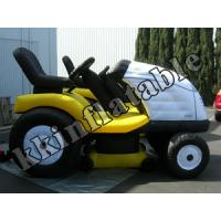 Cheap Cool Style Replica Yellow Car Inflatable Model  wholesale