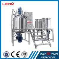 Cheap Facial Face Cream ointment lotion Making Making Machine wholesale