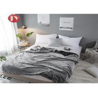 Cheap Double Layer Faux Animal Fur Blanket 100% Polyester tip discharged  Rabbit Mink Fur wholesale