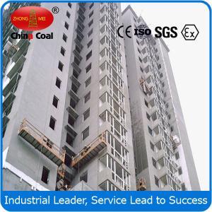 Cheap ZLP500 suspended platform/hoisting platform/construction euqipment wholesale