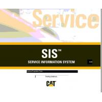 New version Caterpillar SIS cat SIS 2017.07 full parts and repair with 3D Graphics on USB Hard Disk