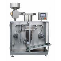 Cheap High Speed Automatic Strip Packing Machine , Capsule / Tablet Packaging Machine PLC Controlled wholesale