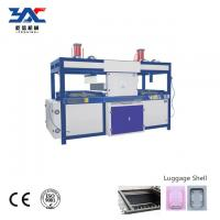 China Fully Auto ABS PC Luggage Vacuum Forming Machine in Production Line on sale