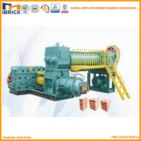 Quality Brick production line clay solid brick making machine for sale