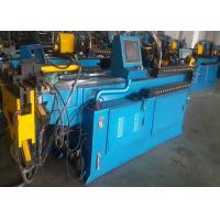 Cheap Cold / Heating Pipe Bending Machine , Single Head 22KW Automatic CNC bender wholesale