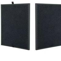 Cheap G3 G4 Panel Activated Carbon Air Filter Customized Size For Air Conditioner wholesale