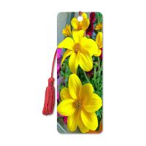 Cheap Flower Design Souvenir 3D Lenticular Bookmark / 3D Lenticular Printing wholesale