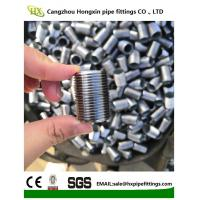 Cheap ANSI A120 standard high quality colse nipple carbon steel pipe fittings steel pipe nipple seamless pipe wholesale