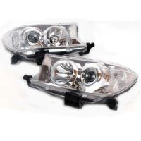 Cheap Toyota Fortuner LED Car Headlights Assembly LH RH Side Pair Standard Size wholesale
