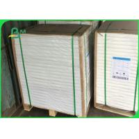 Cheap Oil Proof PE Coated Paper / White Kraft Paper Coils For Food Wrapping wholesale
