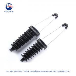 Cheap 9mm 10KN FTTH Nylon PA1500 Fiber Cable Clamp wholesale