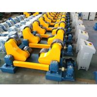 Buy cheap 10 Tonne Self Aligning Rotator USE PU Material Wheels Wireless Control Linear from wholesalers