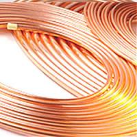 Cheap Distribution, fire protection Round high intensity low carbon steel  copper coated tube, bundy tubes wholesale