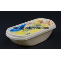 Cheap Food grade plastic tray for butter wholesale