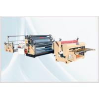 Cheap Single Facer Corrugating Line, Mill Roll Stand + Single Facer + Rotary Cutter wholesale