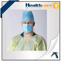 Cheap Free Sample Disposable Head Cap Straight Barrel , Surgical Disposable Hats wholesale