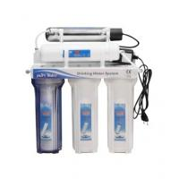 Cheap High quality 6 stage 10inch ro system with UV PP/UDF/GAC filter cartridge wholesale