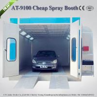 Buy cheap AT-9100 China Auto Spray Booth from wholesalers