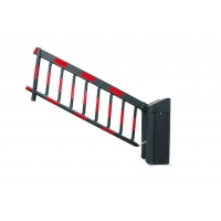 Cheap Body Height 6m Arm IP44 Automatic Barrier Systems 250W wholesale