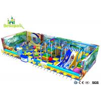 Cheap Ball Pool Baby Indoor Playground Colorful Theme With Customized Size wholesale