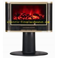 Cheap 900W / 1800W Chimney Free Electric Fireplace Desktop / Wall Mount Electric Fireplace wholesale
