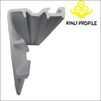 Buy cheap High quality 80 Inter Lock pvc profile from wholesalers