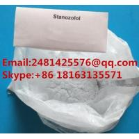 Buy cheap High 99% Purity Steroids Winstrol / Stanozolol Powder CAS 10418-03-8 For from wholesalers