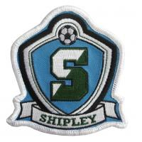 Shipley Cloth Embroidery Patch&Badge