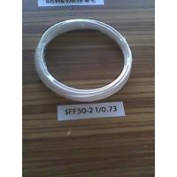 Cheap SFF-50-1 SFT Solid PTFE insulated coaxial cable wholesale