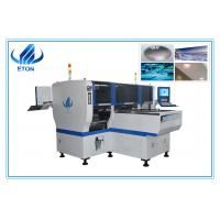 Cheap 16 Heads Led Chip Mounting Machine 40 Feeders 80000CPH 80000 Chips / H Speed wholesale