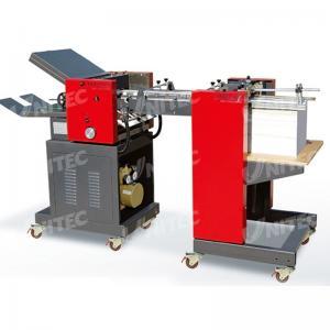 Cheap 22000 Sheets / Hour Automatic Paper Folding Machine 2 Plates HB382SD wholesale