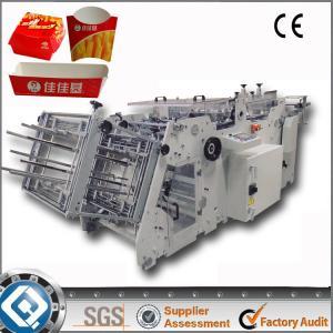 Cheap 180 Boxes Small Carton Box Glue Machine wholesale