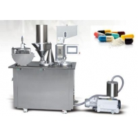 Cheap Horizontal size 4 30000pcs/H Capsule Filler Machine wholesale