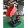 Buy cheap ED500C 500kg or 600kg garden work Gasoline truck dumper mini hydraulic power from wholesalers