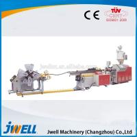 Cheap Jwell Steel reinforced spiral pipe extrusion line wholesale