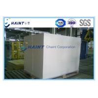 Cheap Chaint Pallet Handling Systems With Chain Conveyor ISO Certification wholesale