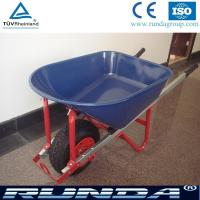 Buy cheap HIGH QUALITY PNEUMATIC WHEEL TYPE WHEELBARROWS WB8029 from wholesalers