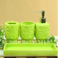 Cheap bathroom accessories gift suit with 8100(8pcs) wholesale