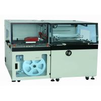 Cheap sealing shrink wrapping machine With  Tunnel heat shrinkage wrapper wholesale