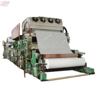China 1575mm 21*6*5m 250g/Min 25t/D Toilet Paper Making Machine on sale