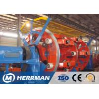 Cage Type Wire And Cable Stranding Machine High Speed Planetary Structure