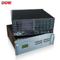 China Customized Video Matrix Processor , Meeting Room Control Software HD Video Wall Controller on sale