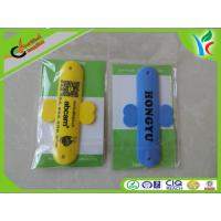Cheap Eco-friendly Silicone Phone Holder PU Anti Slip Light Weight wholesale