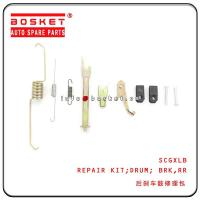 Cheap Durable Isuzu Replacement Parts DMAX-R DMAX SCGXLB Rear Brake Drum Repair Kit wholesale