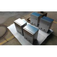 Buy cheap Sheet Metal Electrical Enclosure Manufactured from wholesalers